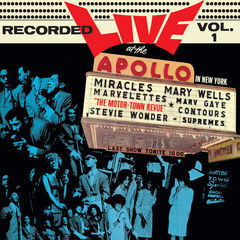 recorded live at the apollo, the motortown revue
