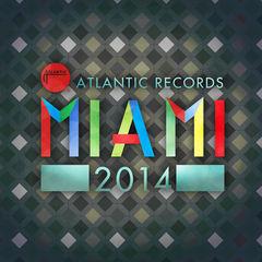 atlantic records miami 2014