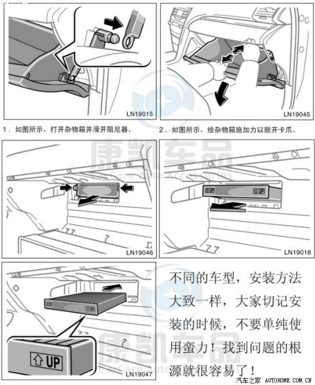 进口奔驰s300.s350.s400.s500.s600空调格位置在哪