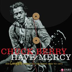 have mercy -his complete chess recordings 1969 - 1974