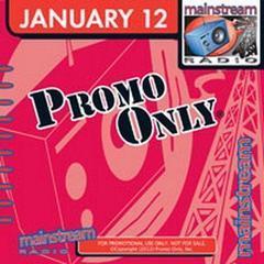 promo only mainstream radio january 2012