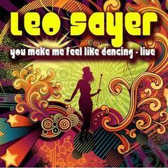 you make me feel like dancing - live