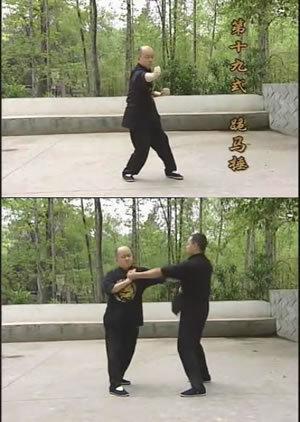 古劳偏身咏春拳十二式 图片合集图片