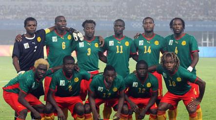 喀麦隆国家男子足球队