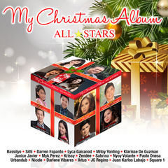 my christmas album all stars