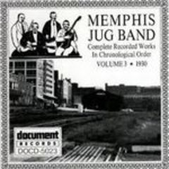 memphis jug band vol. 3 (1930)