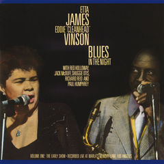 blues in the night, vol. 1: the early show(live)