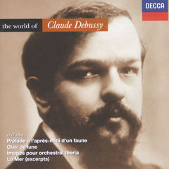 debussy: the world of debussy
