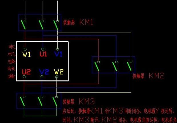 求15千瓦电机配电柜布线图 - 中国广告知道网