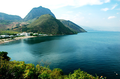 云南玉溪禄充风景区距县城20公里,距省会昆明70公里,位于风光秀丽的