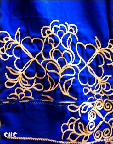 彝族花纹图案设计
