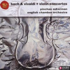bach,vivaldi:violin concertos