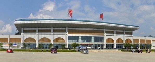其二,贺州市火车站设计上体现人文关怀和自然理念,一般火车站旅客
