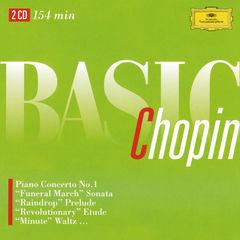 basic chopin(2 cd's)
