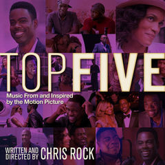 top five(music from and inspired by the motion picture)