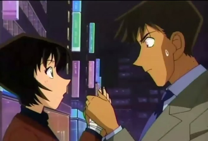 高木和佐藤的恋爱,引起了警视厅众警官的强烈不满