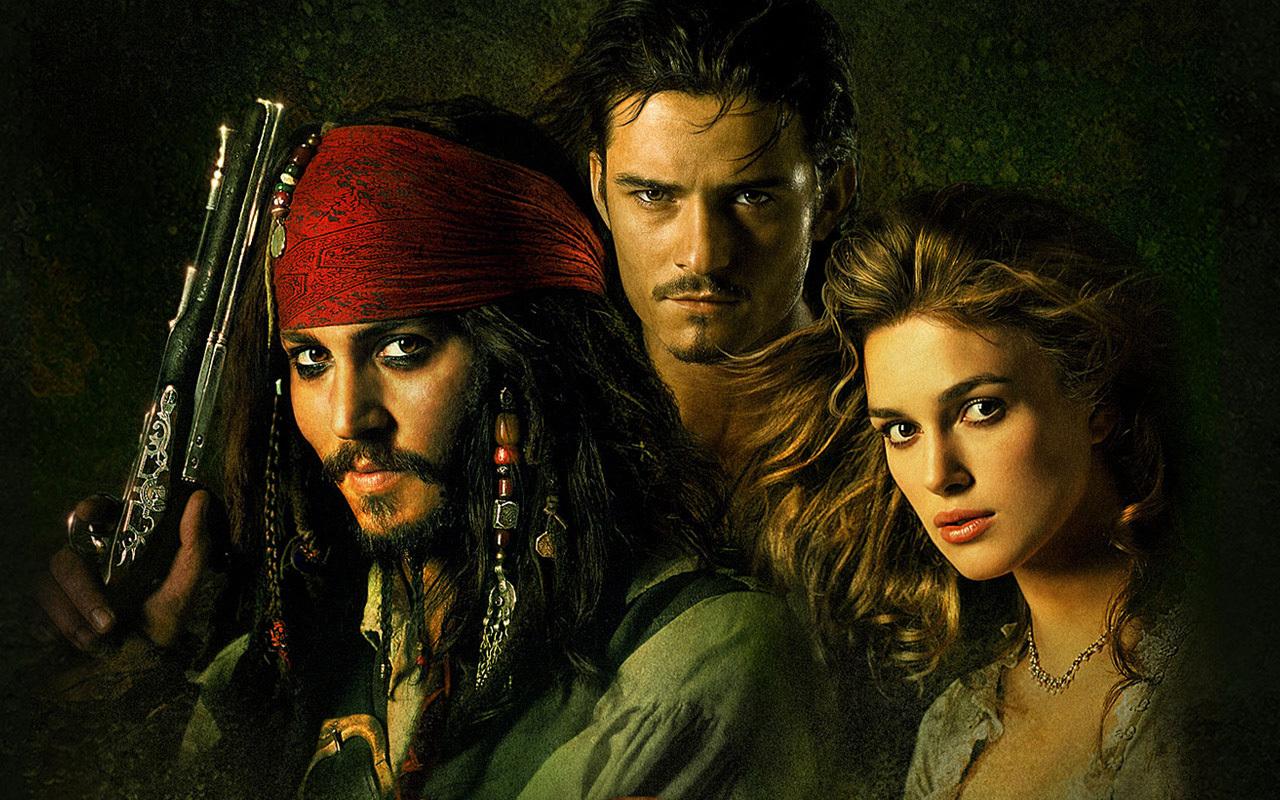 加勒比海盗