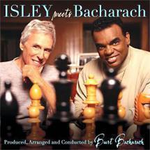 here i am--isley meets burt bacharach