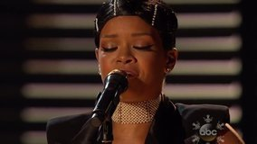 Diamonds AMA全美音乐奖2013现场版
