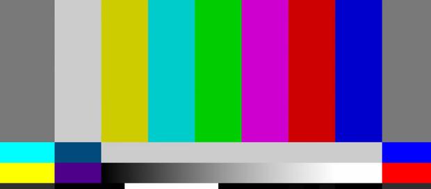 求分享素材,就是那种像以前电视无信号出现的