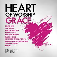 heart of worship - grace
