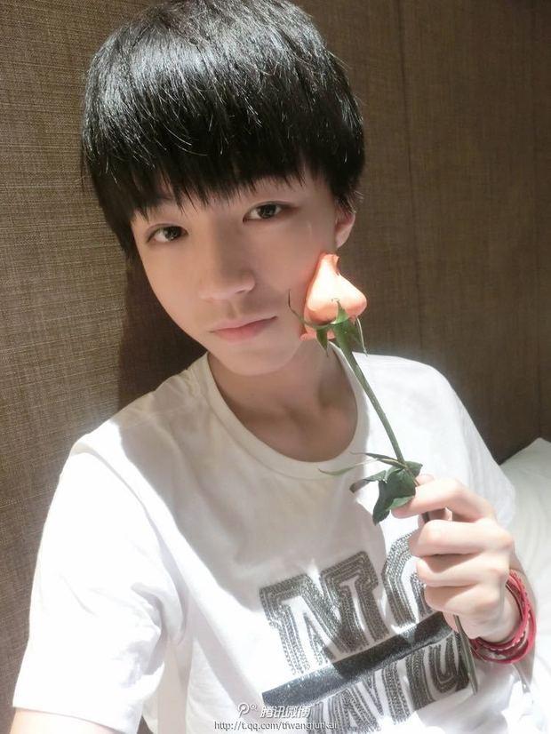 王俊凯最萌的照片