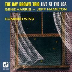 summer wind(live at the loa)