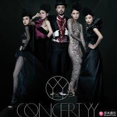 concert yy 黄伟文作品展 演唱会