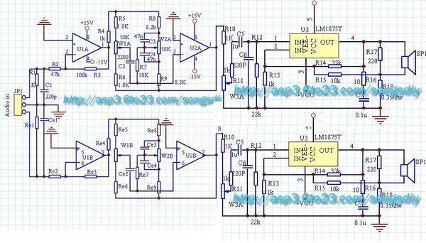 运放电路用ne5532  适当修改一下就可以了     祝你成功向左转|向右转