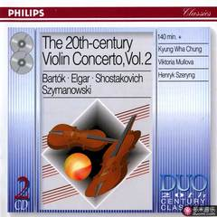 the 20th century violin concertos ii