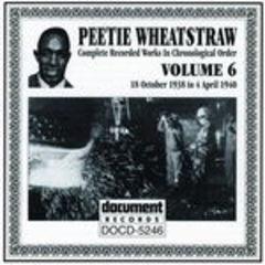 peetie wheatstraw vol. 6 (1938-1940)