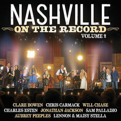 nashville: on the record volume 2(live)