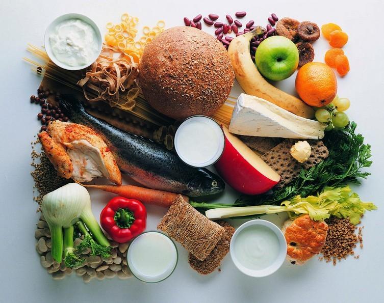 减肥一定更要知道的常见食物热量表