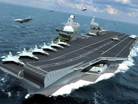 福特号-未来航空母舰图片