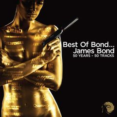 best of bond: james bond 50 years, 50 tracks